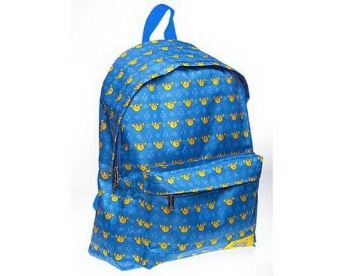 Рюкзак BASIC-Веселые смайлики- (Колобанга) для девочки начальная школа