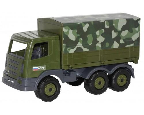 Автомобиль бортовой тентовый военный Престиж