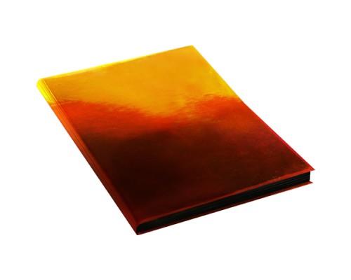 Ежедневник (недатированный) А5 136 листов Chameleon. Оранжевый (интегральная обложка)