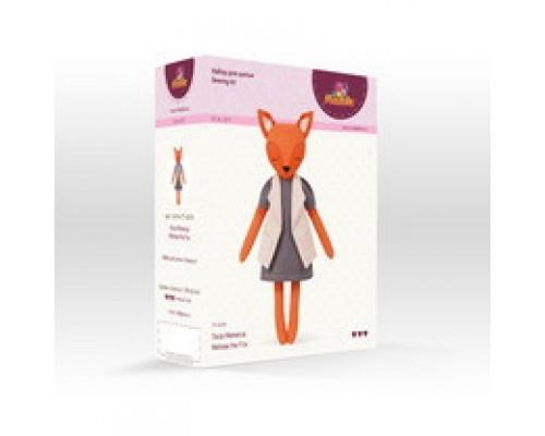"""Наборы для изготовления игрушек """"Miadolla"""" TT-0219 Лиса Мелисса ."""